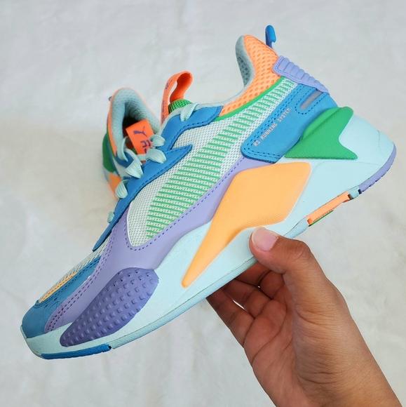 Puma Shoes | Puma Rsx Toys Pastel Shoes